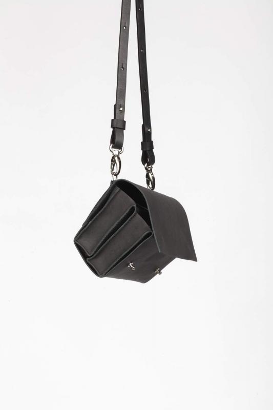 Сумка CODE: UNIK Mini «Чёрная»