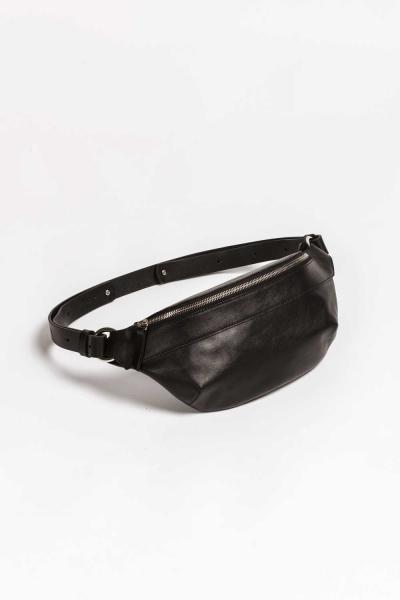 Универсальная поясная сумка CODE: UNIK «Чёрная»