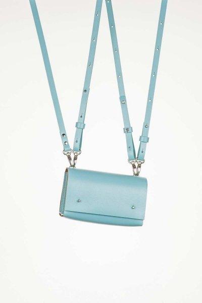 Сумка CODE: UNIK Mini «Светло-голубая»