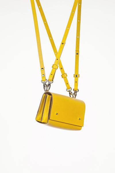 Сумка CODE: UNIK Mini «Жёлтая»