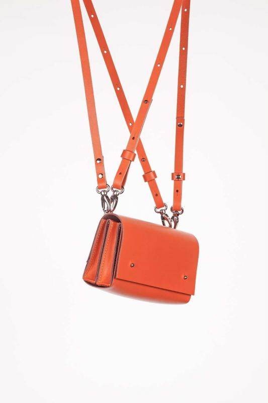 Сумка CODE: UNIK Mini «Оранжевая»