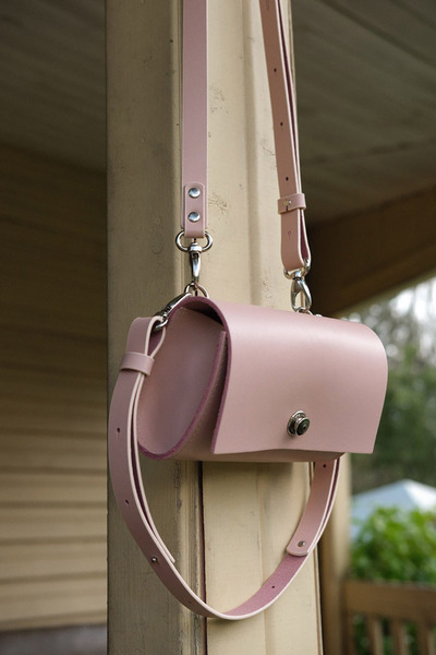 "Bag ""CODE: UNIK LB ""Dusty Rose"""