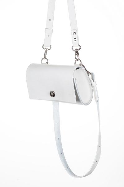 "Bag ""CODE: UNIK LB ""White"""